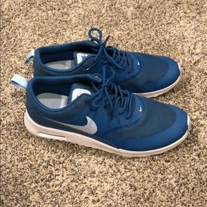 Women's Nike athletic shoes - size 8.5